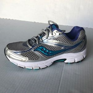 Saucony Sneaker Running Shoes Cohesion Grid SZ 7.5